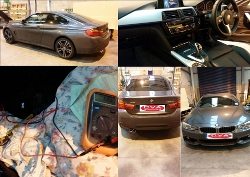 Cat 6 tracking device for BMW 4 series