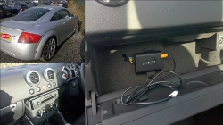 dension gateway install installation fitter for Audi TT