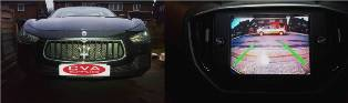 Reversing Camera for my BMW M3