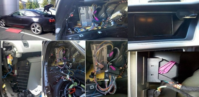 Parrot car kit installation service in the Runcorn area